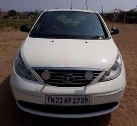 Tata Indica Vista D90 VX BS IV, 2013, Diesel