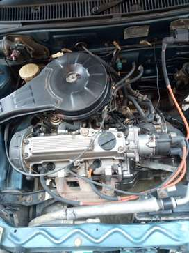 Cultus vxr , engine is in good condition, family use car.