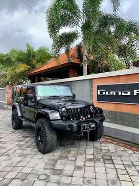 Jeep Wrangler JK full option