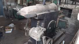 Shaping machine for welding works