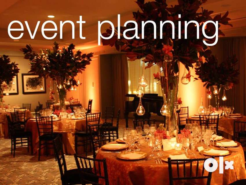 we are having various vacancies In Event Planner 0