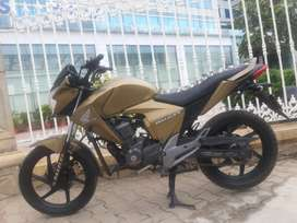 Honda CB Unicorn dazzler 150 cc single owner good condition bike