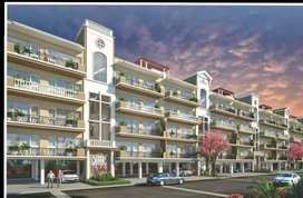 3 BHK Villa type luxry floors flats in zirakpur near chandigarh mohali
