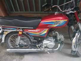 Ravi 2019 Original bike for sale