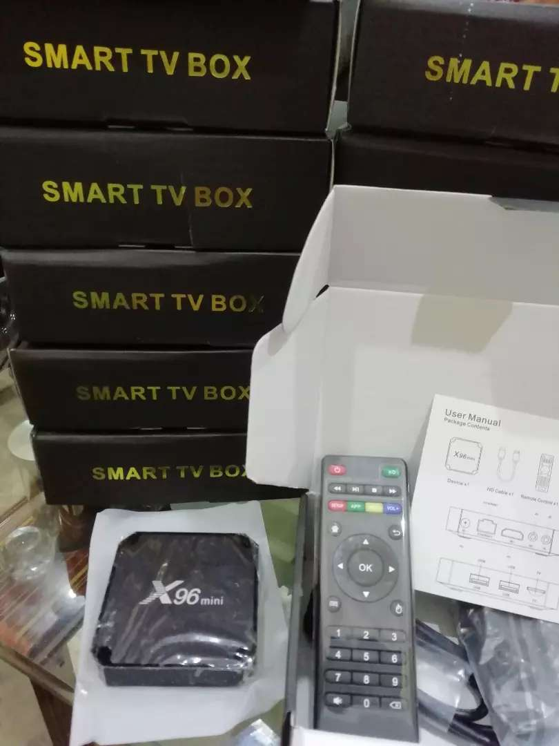 X96 mini Android 7 TV Box 0
