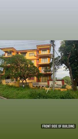 2 BHK Flat for rent in corlim