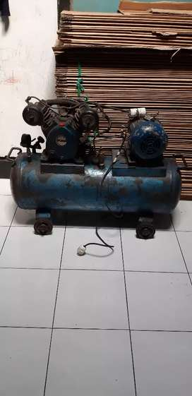 Kompresor Udara/Air Compressor PUMA 2 Piston 1/2 HP