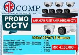 Promo Paket CCTV Murah plus Pemasangan Wilayah Jakarta