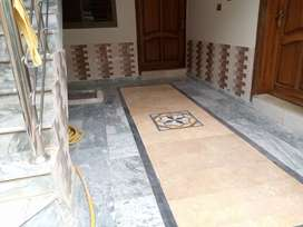 With Gas (elec separate )house for rent in Ghouri town Islamabad