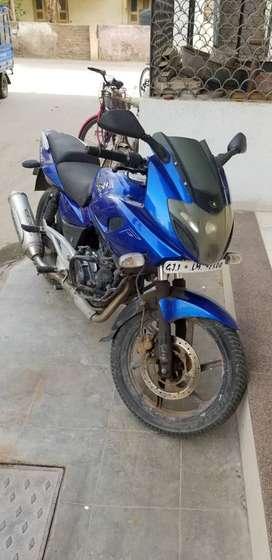 Pulsar 220 Royal Blue 40000