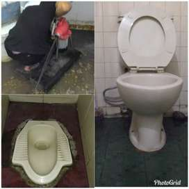 Tukang wc tumpat saluran air wastafel tumpat sedot saptitank sedot wc