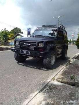Taft GT Plat D Jual Palembang