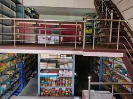 Fully furnished shop with multiple rack in the core of Chalakudy Town