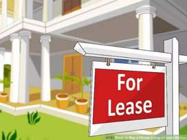Lease independent house slightly negotiable