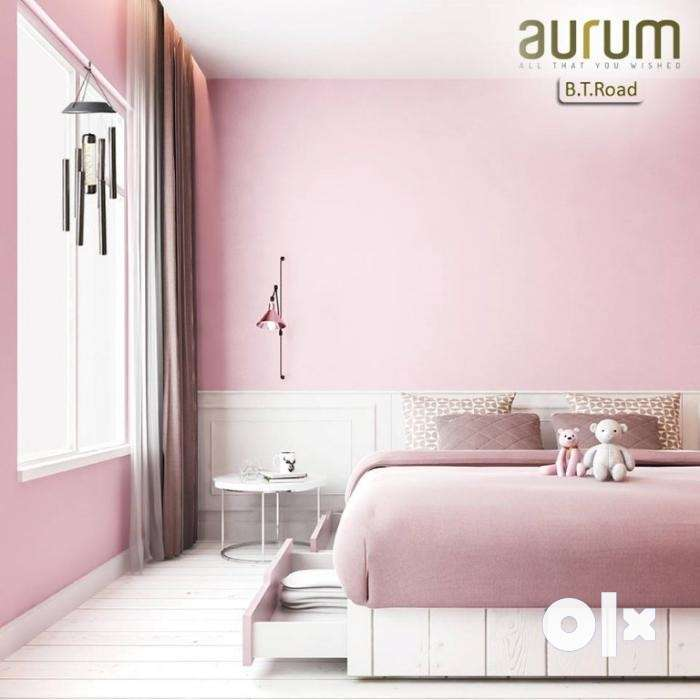 [BT Road, Near Metro==3 BHK Apartment for Sale in Space Aurum] 0