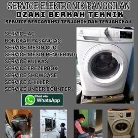 Service Mesin Cuci Mati Servis Kulkas AC isi freon Mulyorejo Surabaya