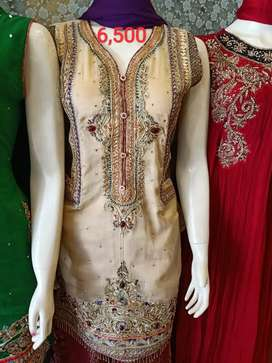 dresses for party and events also negotiable.