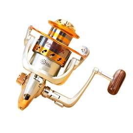 Reel Pancing YUMOSHI Gulungan Pancing EF6000 Fishing Spinning REEL  