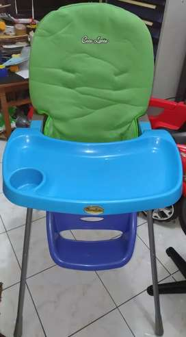 COCO LATTE High Chair uk. S