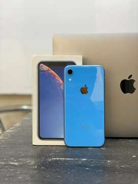 iPhone Xr 64GB Blue, Ex inter