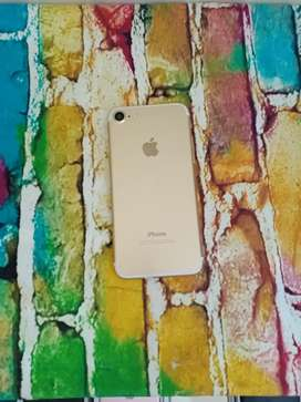 Iphone 7 32gb Gold second inter