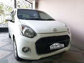 Daihatsu Ayla 1.0 X Automatic 2013 Km 10 rb Super Antik