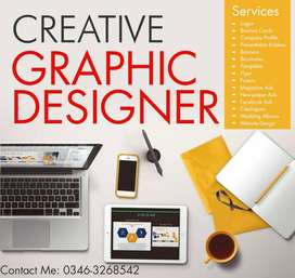 Graphic Designer in Lahore - Photoshop All work