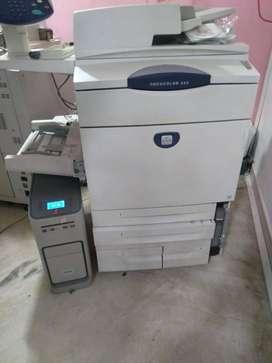 xerox dc242 production colour printer