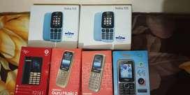 New packed Keypad mobile...NOKIA,SAMSUNG,ITEL,PEL C2