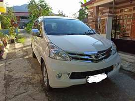 Toyota Avanza 1.3 G, Manual, 2013