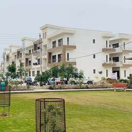 3BHK READY TO MOVE FULLY FURNISHED FLAT JUST 29.90LAC IN MOHALI