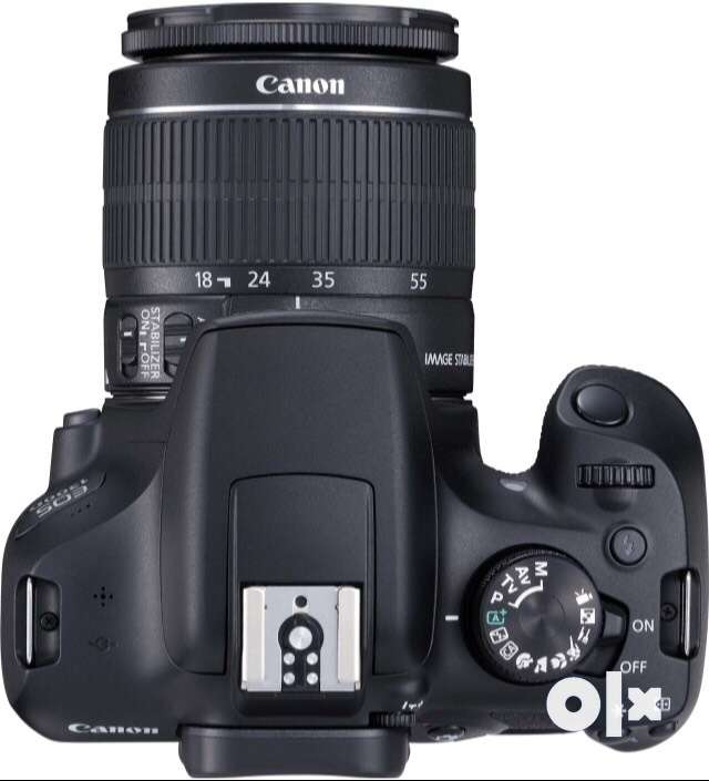 Canon camera 1300 d new condition 18000 0