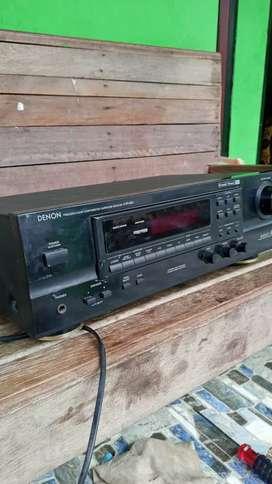 Amplifier denon