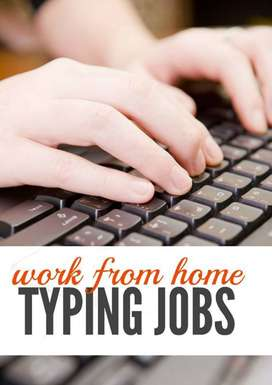 COME &JOIN US KASUR WORKERS NEED FOR ONLINE TYPING HOME JOB.