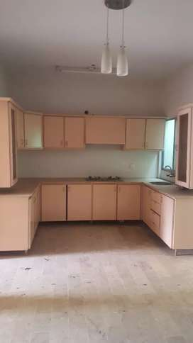 Defence phase 5 flat for sale 2 bed DD proper family building 65 lac