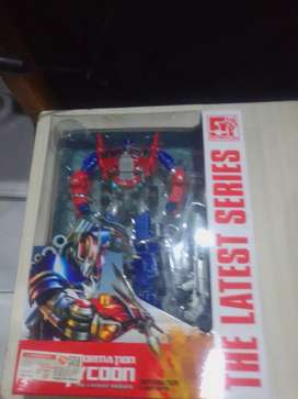 Action Figure Transformers
