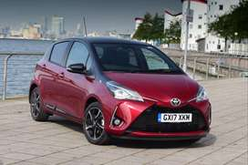 Toyota Yaris 2019 ... Try Something new in your life