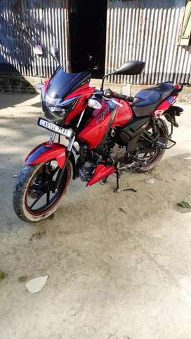 Tvs apache rtr 160 17000 klms all peppar ok