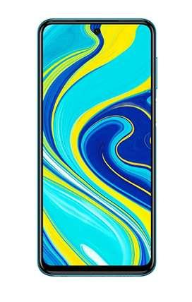 Redmi Note 9 Pro (Aurora Blue, 4GB RAM, 64GB Storage)