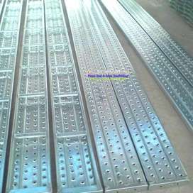 Metal plank papan pijakan 4m