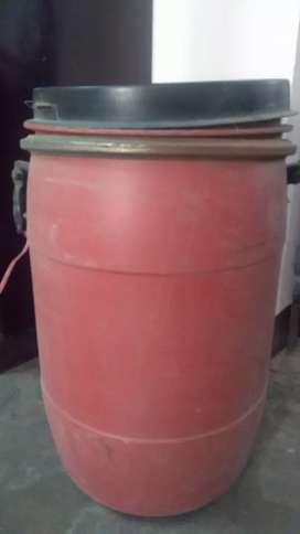 Water storage drum 40ltr