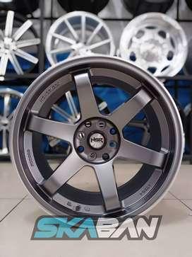 jual hsr wheel ring 17x7,5/9 h8(100/114,3) di ska ban pekanbaru