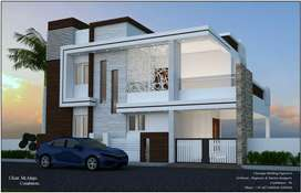 60 Lakh 3 Bhk Individual house sale in Vadavalli