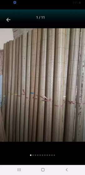 Tirai Rotan enau,Tirai bambu kulit,Tirai kayu motif