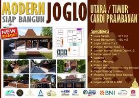 Miliki Joglo Modern suasana Asri, Investasi menarik dekat Prambanan
