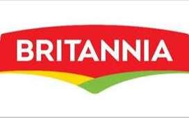 Full time job in Britannia food Pvt company