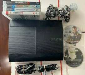 Ps3 Console in mint Condition with all accessories for sale