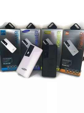 Powerbank Real 10.000 MAH Digital Brand VIVO Garansi 3 Bulan
