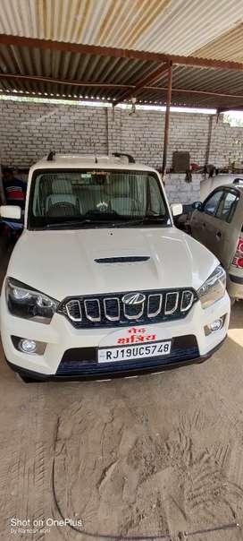 Mahindra Scorpio 2014 Diesel 90000 Km Driven