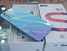 Vivo s1 mobile phone all accessories complete box